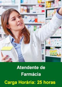 Atendende de Farmácia